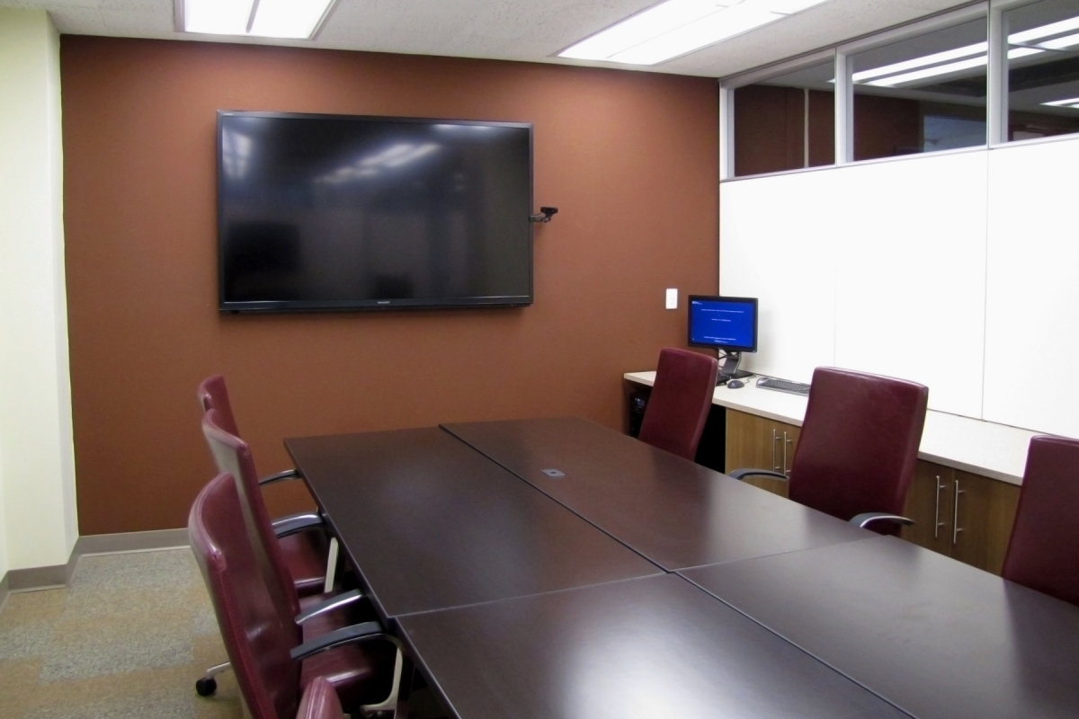 Psc conference room collaboration space population for Image of a room