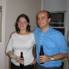 2007 Demography Club Party: Monica Grant, Jonathan Gray