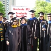 Submitted by Solveig Argeseanu: PSC graduates and friends, 2007 graduation ceremony