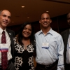 Herb Smith, Millicent Minnick, Quincy Stewart and Cheikh Mbacke